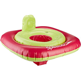 speedo Sea Squad Swim Seat 0-12 Months Girls, pink